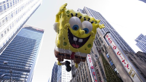 The best SpongeBob moments, to celebrate his 20th anniversary