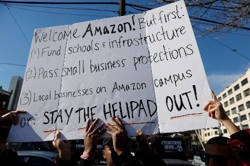 Amazon was not prepared for New York City politics