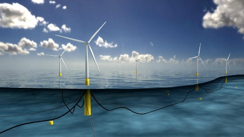 Scotland is about to become home to the world's largest floating wind farm