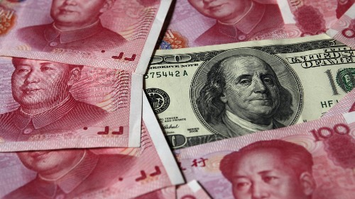 China just sold almost $50 billion in US Treasurys… But don't panic just yet