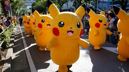 We finally know how much Nintendo made from Pokémon Go