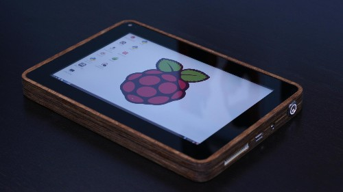 Hobbyists are now building tablets using a $35 computer brain
