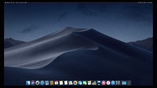 """Apple's macOS Mojave is here: Here's how to put your entire life into """"dark mode"""""""