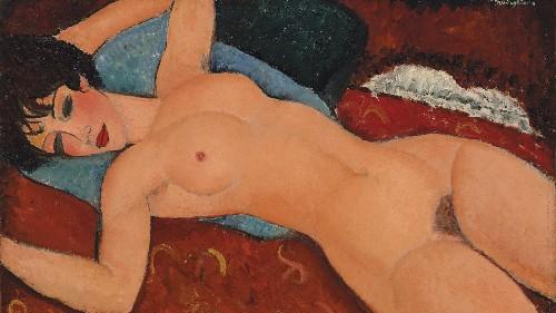 What makes Modigliani's Nu Couché worth $100 million?