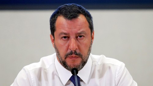 Italy's Matteo Salvini shows the danger of Trump's racist tweets