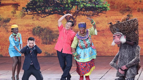 China's media is struggling to overcome its racial stereotypes of Africa