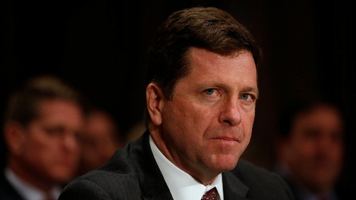 SEC's Jay Clayton says cryptos can evolve but ether's status remains uncertain