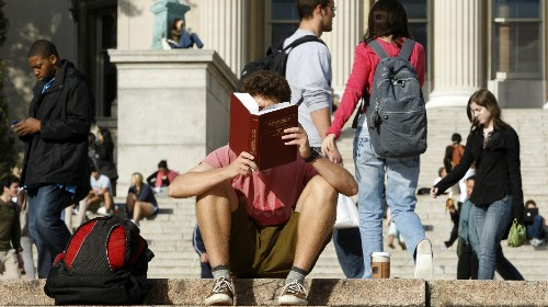 A university president explains the two key ways to get the most out of college