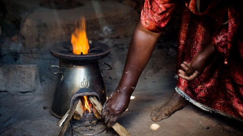 I'm a rocket scientist designing wood stoves that burn without smoking–to save lives and save the planet