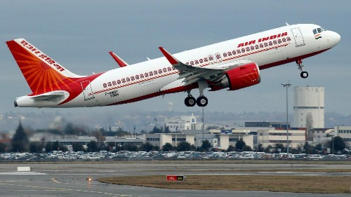 The chart that explains why nobody wants to fly Air India