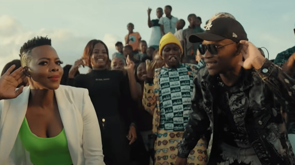 How South Africa's Jerusalema became a pan-African hit, then a global dance favorite