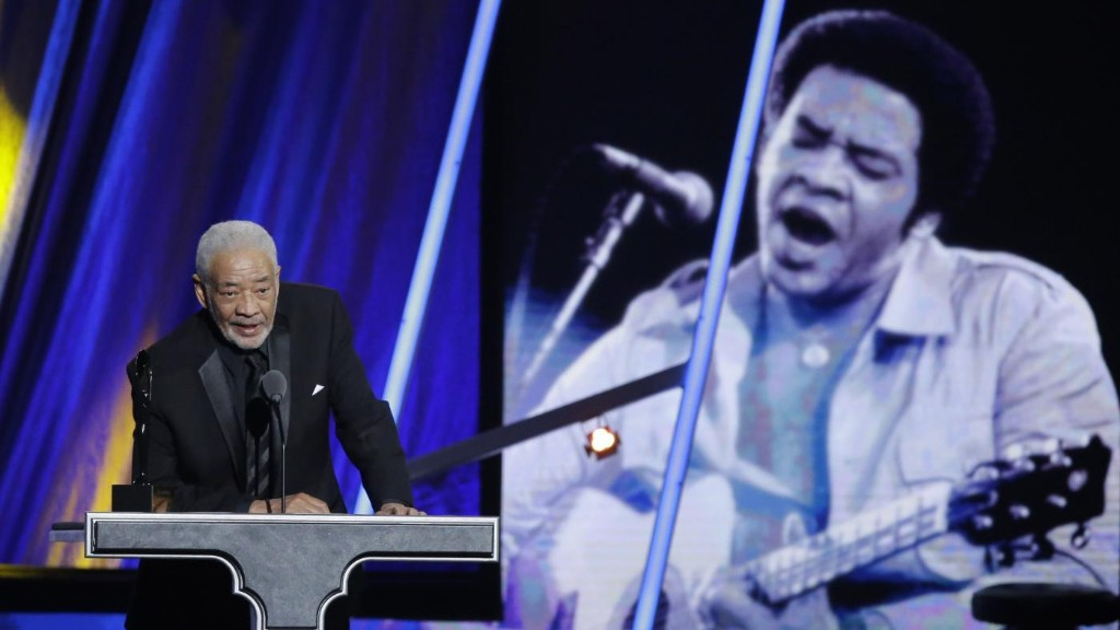Music legend Bill Withers, who has died at 81, wrote the perfect song for these times