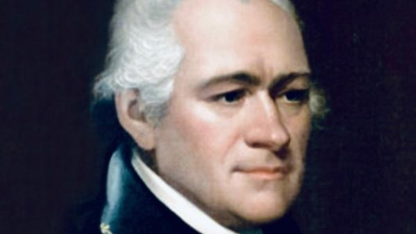 Alexander Hamilton dispensed of Trump's impeachment defense in 1788