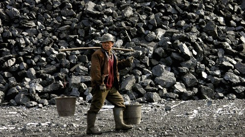 China's on track for the biggest reduction in coal use ever recorded