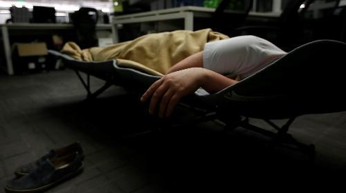 Epidemic of sleep apnea causes people to stop breathing during sleep