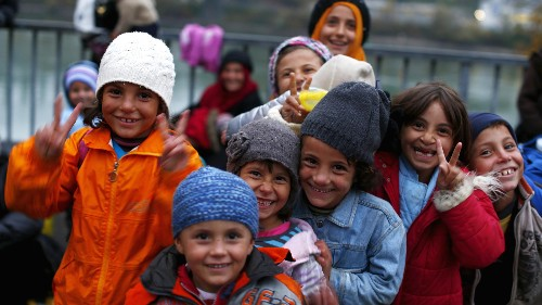 A small town in Germany is showing the rest of the world what helping refugees actually means