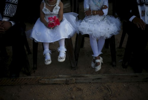 Child marriage is allowed in more than 100 countries—including the United States
