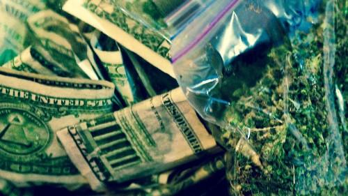 Marijuana money may push California into public banking