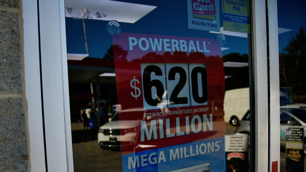 Lottery jackpots are being reduced as the coronavirus crisis hits ticket sales
