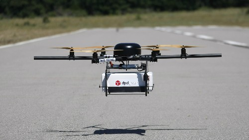 Amazon says its delivery drones will act more like horses than cars