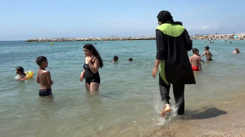 """France's """"Muslim Rosa Parks"""" revive the debate over burkinis"""