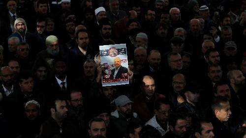 Coinbase's acquisition, Neutrino, is tied to the death of Jamal Khashoggi