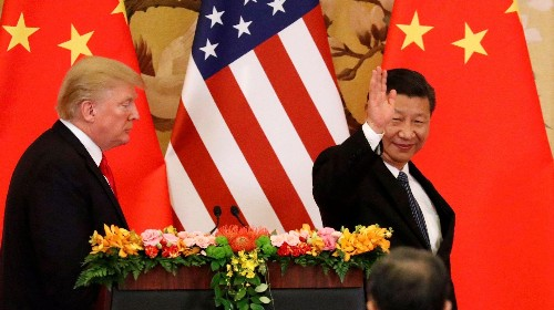 Trump accuses China of currency manipulation and investors are very unhappy