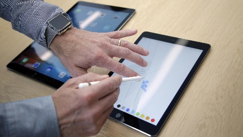 Apple (AAPL) really wants you to replace your laptop with an iPad Pro: New models likely released in 2017