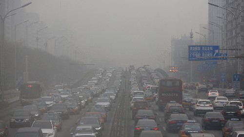 The smallest unit of air pollution is a big problem for human health