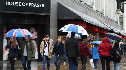 The rapid demise of British retail