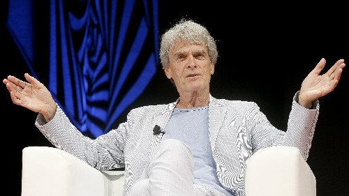 How to break out of a creative rut: Advice from advertising legend John Hegarty