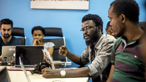 African startup founders can finally start looking for big-ticket funding nearer home