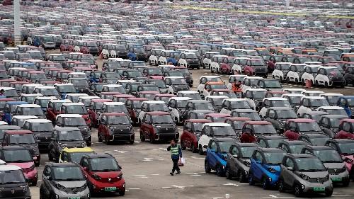 China's new emission standard has paralyzed the auto market
