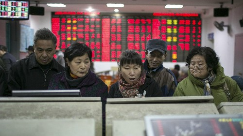 This very scary chart reveals the risky business of China's bull market