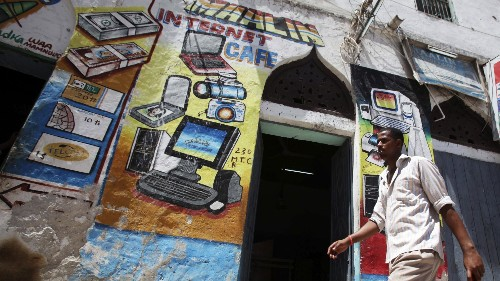 What Somalia's new internet looks like from Silicon Valley