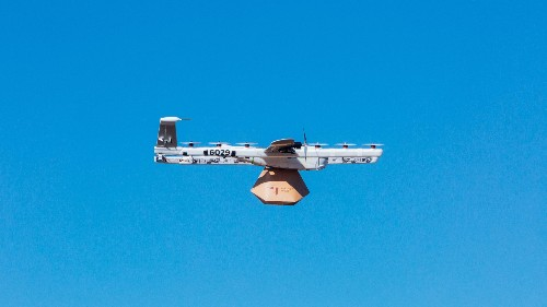Alphabet is about to make drone deliveries a reality in the US