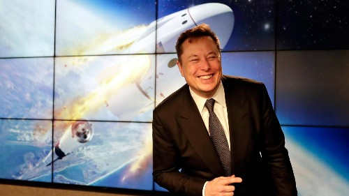 Ready to buy a trip to orbit from Elon Musk?