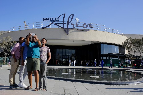 Mall of Africa: 1.4 million square feet cementing South Africa's obsession with mall culture