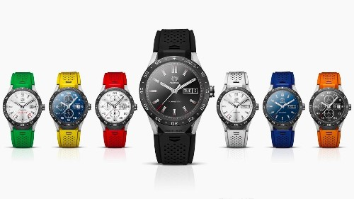 TAG Heuer is the first luxury watchmaker to launch a smartwatch