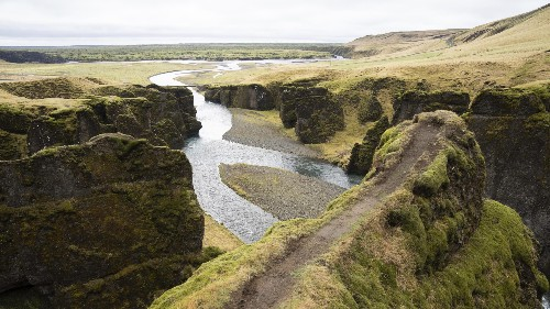 Iceland closes canyon made too popular by Justin Bieber video