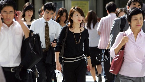 "Nearly half of Japan's working women are accused of ""causing trouble"" when they get pregnant"