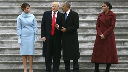 The full letter Barack Obama left for Donald Trump on Inauguration Day