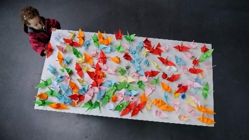 Origami — Quartz Daily Obsession