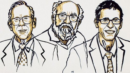 Nobel Prize in physics winners changed our view of the universe