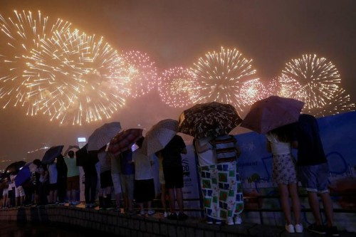 Fireworks perfectly demonstrate a principle you can use to improve your life