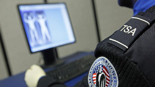 TSA is testing an airport screening system with privacy issues