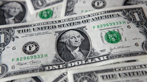 The dollar tricked everyone