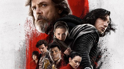 Star Wars: The Last Jedi is an enthralling mess