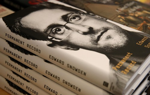 Edward Snowden calls out Chinese censorship of his book