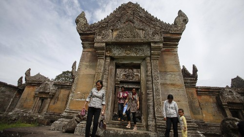 The 900-year-old Hindu temple at the center of a turf war between Thailand and Cambodia